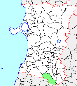 Akita Ogachi town